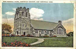 Sage Memorial Chapel, Northfield Seminary