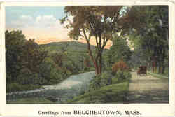 Greetings from Belchertown