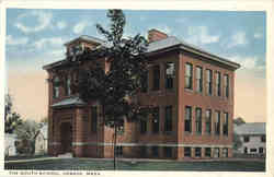 The South School Postcard