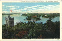 View From Boldt Castle, Alexandria Bay