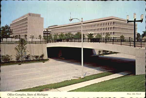 Office Complex Lansing Michigan