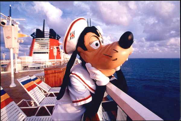 Disney Cruise Line Goofy