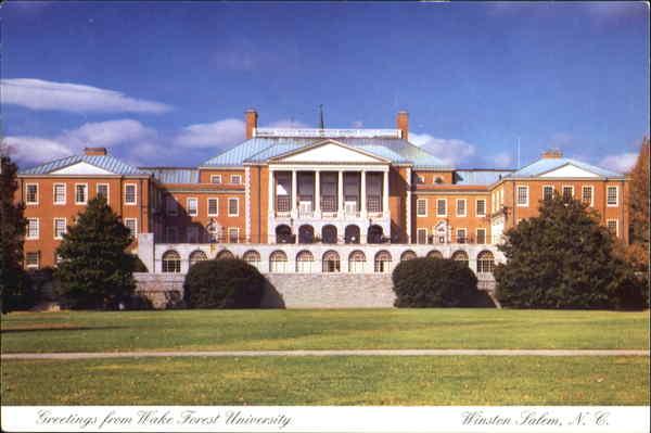 Hotels Near Winston Salem State University