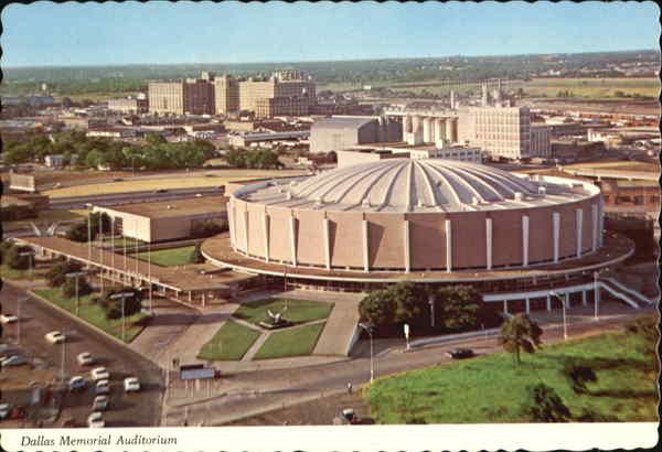 Dallas Memorial Auditorium