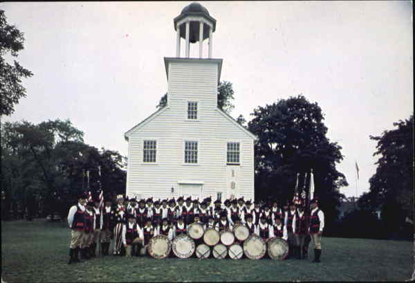 Branford Academy And The Stony Creek Drum Crops Connecticut