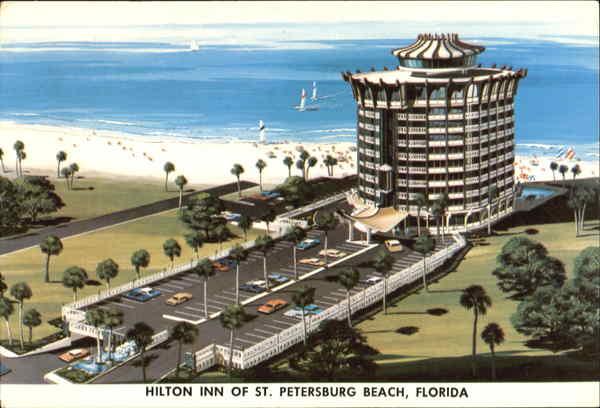 Hilton Inn Of St Petersburg Beach St Petersburg Beach Fl
