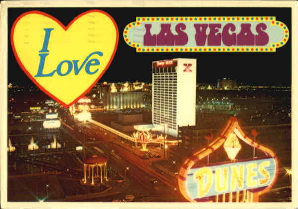 I Love Las Vegas Nevada