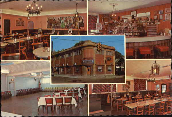 Enrico's Restaurant, 2301 Midland Avenue Syracuse New York