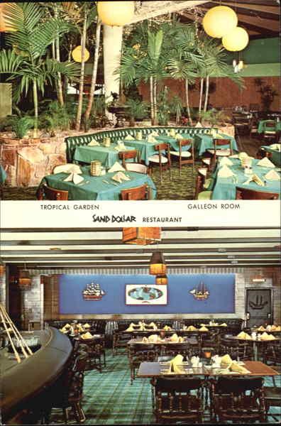 Sand Dollar Restaurant And Lounge St Petersburg Fl
