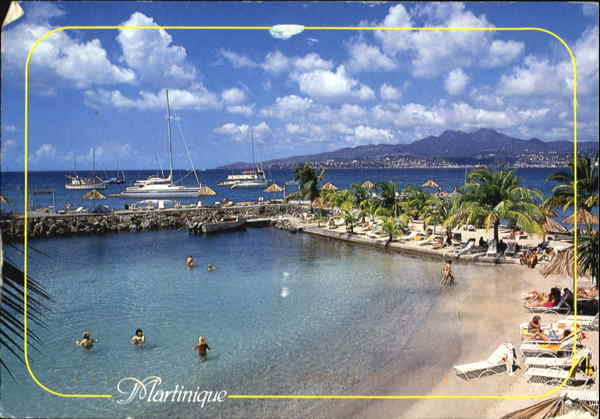 Martinique Caribbean Islands