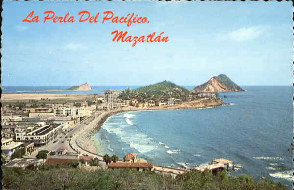 The Pearl Of The Pacific Mazatlan Mexico