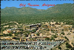 Old Tucson Aerial View