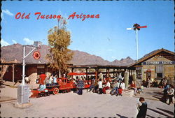 Old Tucson Postcard
