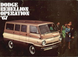1967 Dodge Sportsman Wagon