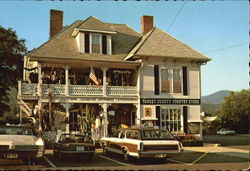 Yancey County Country Store, Town Square