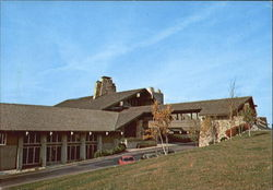 Salt Fork Lodge, Salt Fork State Park