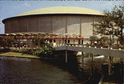 Convention Center Arena Postcard