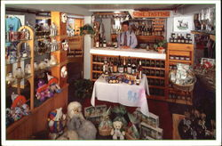 Pea Soup Andersen's Wine And Gift Shop Postcard