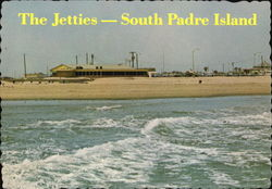 The Jetties Restaurant And Gift Shop