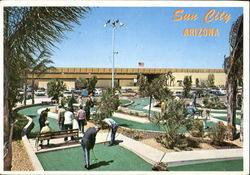 Del Webb's Sun City Postcard