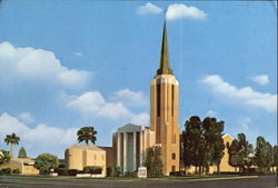 First United Methodist Church, 15 E. First Ave Postcard
