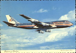 American Airlines 747 Astroliner