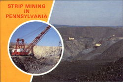Strip Mining In Pennsylvania