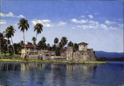 Castle Of San Felipe Rio Dulce, Izabal