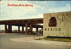Greeting From Juarez