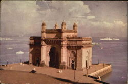 Gateway Of India Postcard