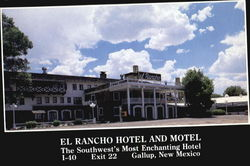 El Rancho Hotel And Motel, 1000 E. 66th Ave