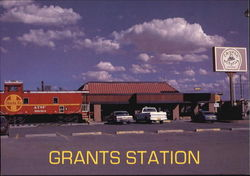 Grants Station, 200 West Santa Fe