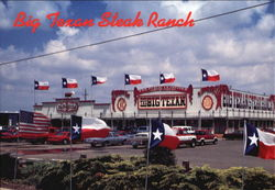Big Texan Steak Ranch Postcard
