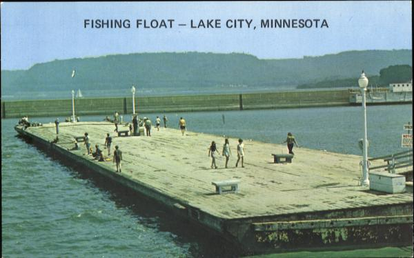 Fishing float lake city mn for Fishing for floaters game