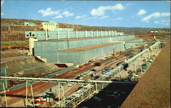 Taconite Processing Plant Silver Bay Minnesota