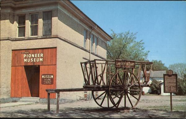 Pioneer Museum Crookston Minnesota