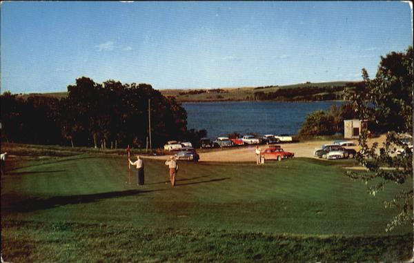 Pebble Lake Municipal Golf Club Fergus Falls Minnesota