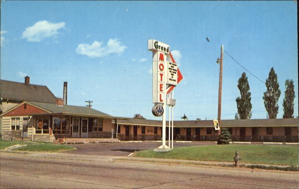 Grand Motel, 4312 Grand Ave. Duluth Minnesota