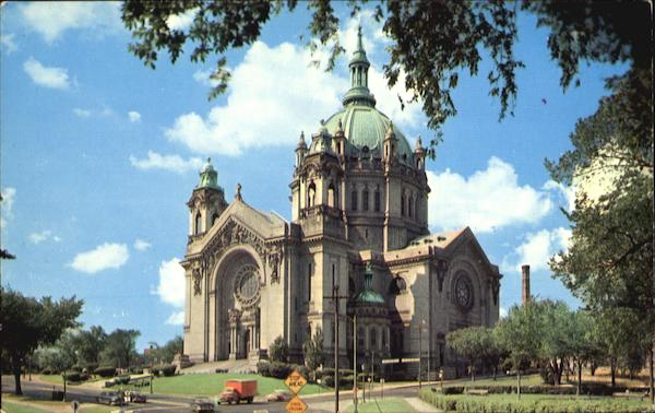 Cathedral Of St. Paul Minnesota