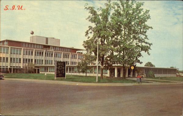 Home Economics Building, Southern Illinois University