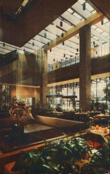 Hyatt Regency 151 East Wacker Drive Chicago Il