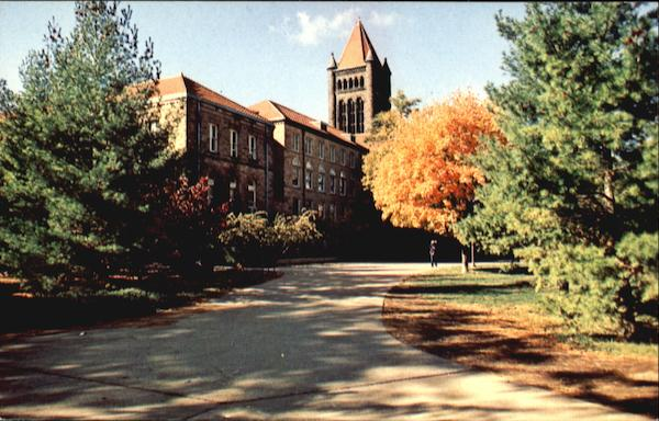 Altgeld Hall, University of Illinois Urbana