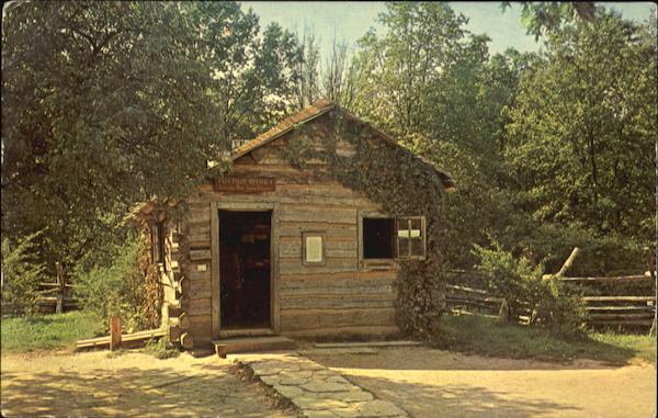 First Berry Lincoln Store New Salem State Park Lincoln S