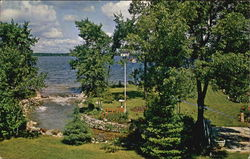 View Of Birch Lake And Boy River