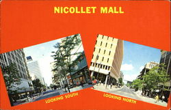Nicollet Mall Postcard