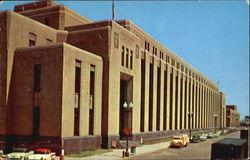 U. S. Government Post Office Postcard