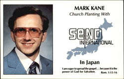 Send International - Missionary Postcard