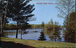 Hello From Aitkin