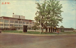 Home Economics Building, Southern Illinois University