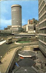 The Rotunda, Bull Ring Centre Postcard